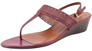 Cole Haan Wine / Zinfandel Sandals