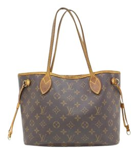 Louis Vuitton Neverfull Pm Mm Gm Tote in Monogram