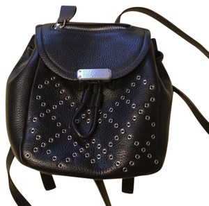Marc by Marc Jacobs Rivets Leather Backpack