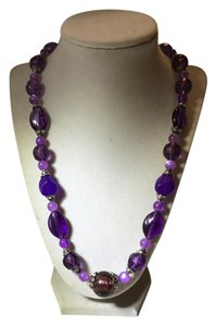 Anna's Art Colection Gorgeous Amethyst Color Fashion Jewelry