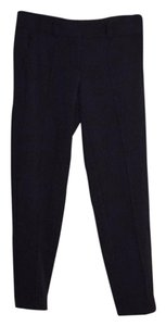 Ann Taylor LOFT Straight Pants Navy Blue