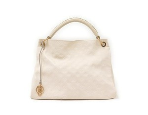 Louis Vuitton Artsy Empreinte Neverfull Mm Monogram Hobo Bag