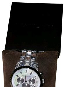 Michael Kors Watch with clear band