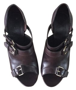 Givenchy Dark brown Mules