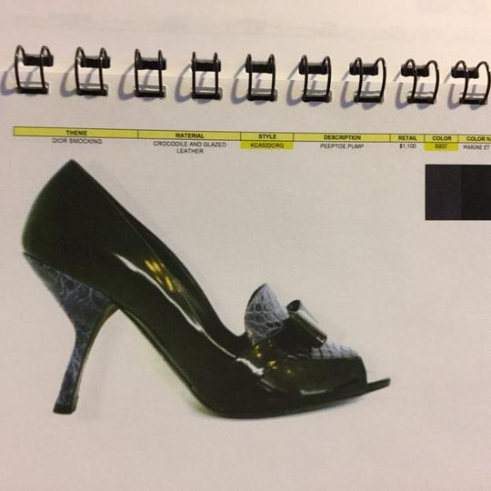Dior Dior Pre Fall 2013 Shoe Collection Employee Look Book Catalog Rare