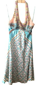 Nicole Miller Beaded Comfortable Dress