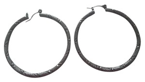 Other Gunmetal hoops