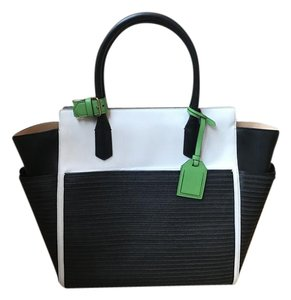Reed Krakoff New Tote in Black & White