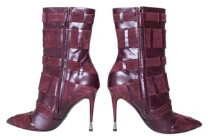 Tom Ford Wine Boots