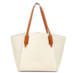 Sole Society Tote in Nude Combo