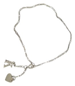 Other Sterling silver ankle bracelet with