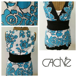 Cache Work Top Floral