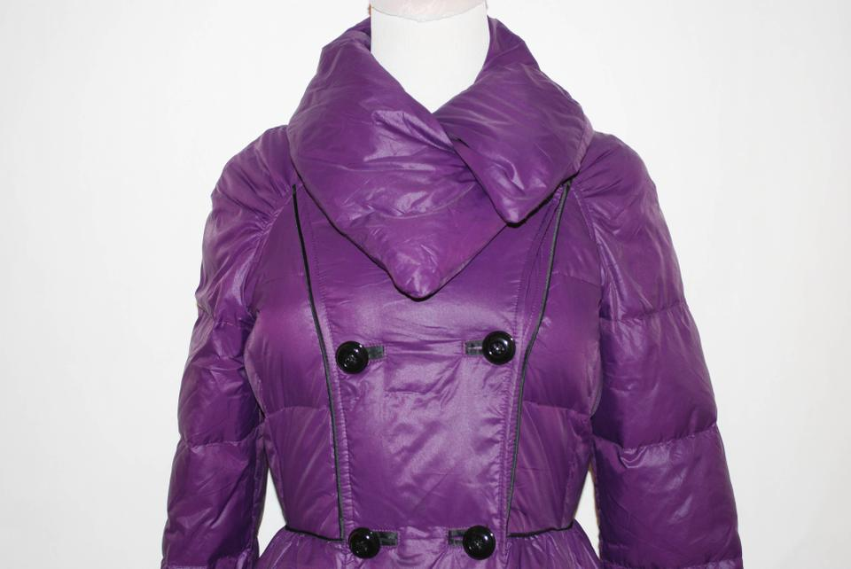 outlet online new list latest trends of 2019 Juicy Couture Purple Womens Lightweight Down Puffer Coat Jacket Size 4 (S)  40% off retail