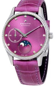 Zenith ZENITH Elite Automatic Moonphase Ladies Watch