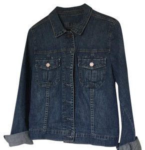 KUT from the Kloth blue Womens Jean Jacket