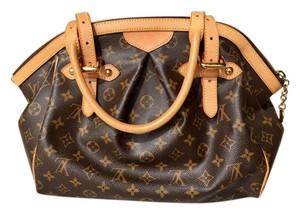 Louis Vuitton Canvas Louis Tote in Monogram
