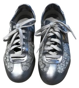 Coach Sneakers Sneakers Silver Athletic