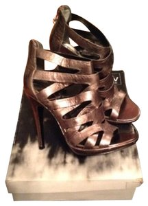 DV by Dolce Vita Pewter Sandals