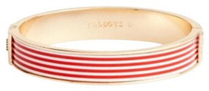 Talbots strip enamel bangle