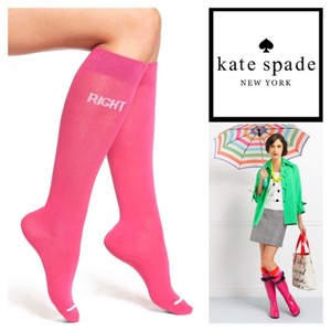 Kate Spade Kate Spade Tall Knee High Boot Socks