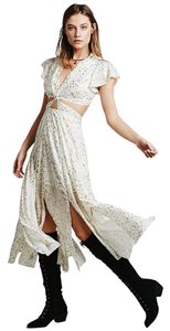 Free People Homecoming Prom Wedding Ethereal Fairy Dress