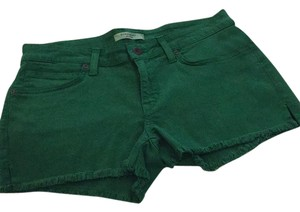 Rich & Skinny Cut Off Shorts green