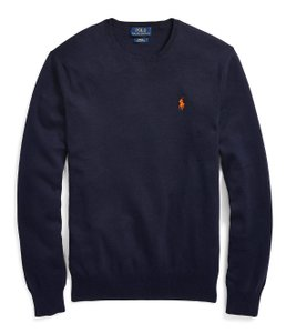Polo Ralph Lauren Fall Pima Cotton Mens Sweater