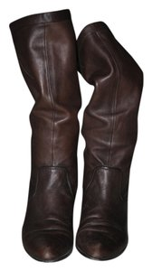 Frye Boot Leather Brown Boots