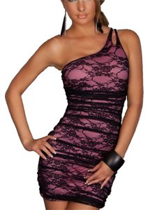 Other short dress purple Club on Tradesy