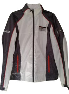 PORSCHE DESIGN White, grey, red Jacket