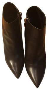 Burberry Dark Brown Boots