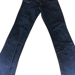 Old Navy Straight Leg Jeans-Dark Rinse