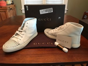 Gucci Great White Boots