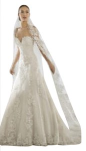 Demetrios Demetrios Lace Wedding Dress Wedding Dress