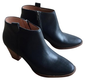 Madewell Nwt New With Tags Modern Sleek Black Boots