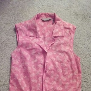 Tommy Bahama Top Pink