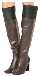Tory Burch brown and black Boots
