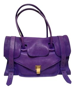 Proenza Schouler Keep-all Leather Ps1 Shoulder Bag