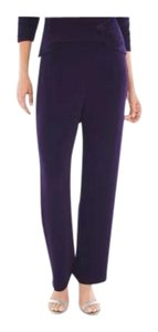Chico's Relaxed Pants Purple