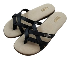 G.H. Bass & Co. Black Sandals