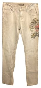 Mesmerize Skinny Jeans-Light Wash