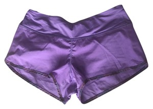 Lululemon Purple Shorts