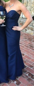 Hayley Paige Navy Navy Blue Occasions Style 5559 Dress Dress