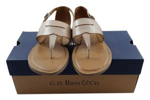 G.H. Bass & Co. Brown Sandals