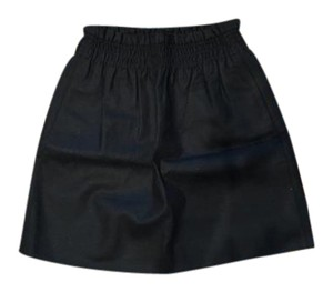 J.Crew Mini Skirt Black