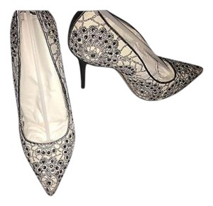 Alexander McQueen Crystal Embellished Suede Wedding Shoes Wedding Shoes