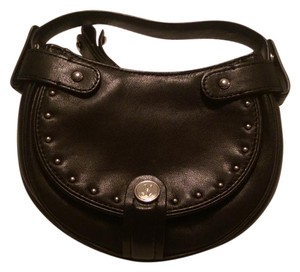 Cole Haan Small Evening Wristlet in Black