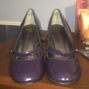 Rampage purple Pumps