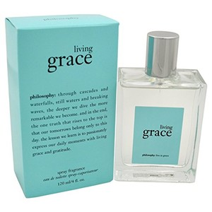 Other Philosophy Living Grace for Women Eau de Toilette Spray, 4.0 Ounce