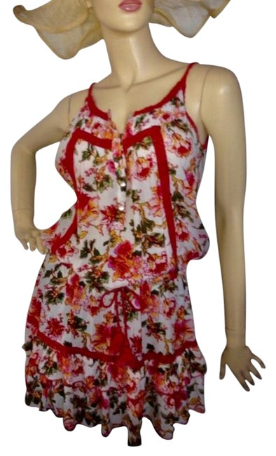 Patrons of Peace short dress Floral on Tradesy